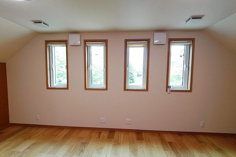 2階洋室②③
